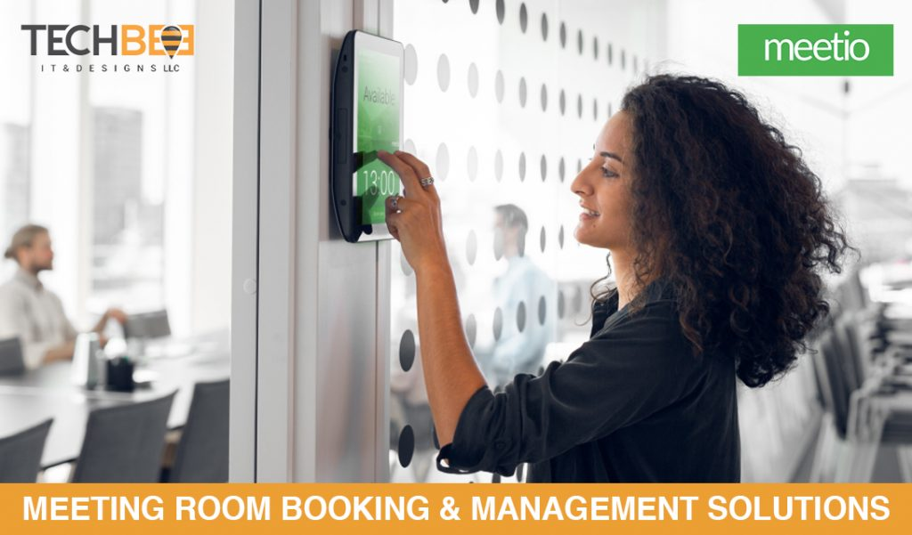 Meetio Meeting Room Booking System