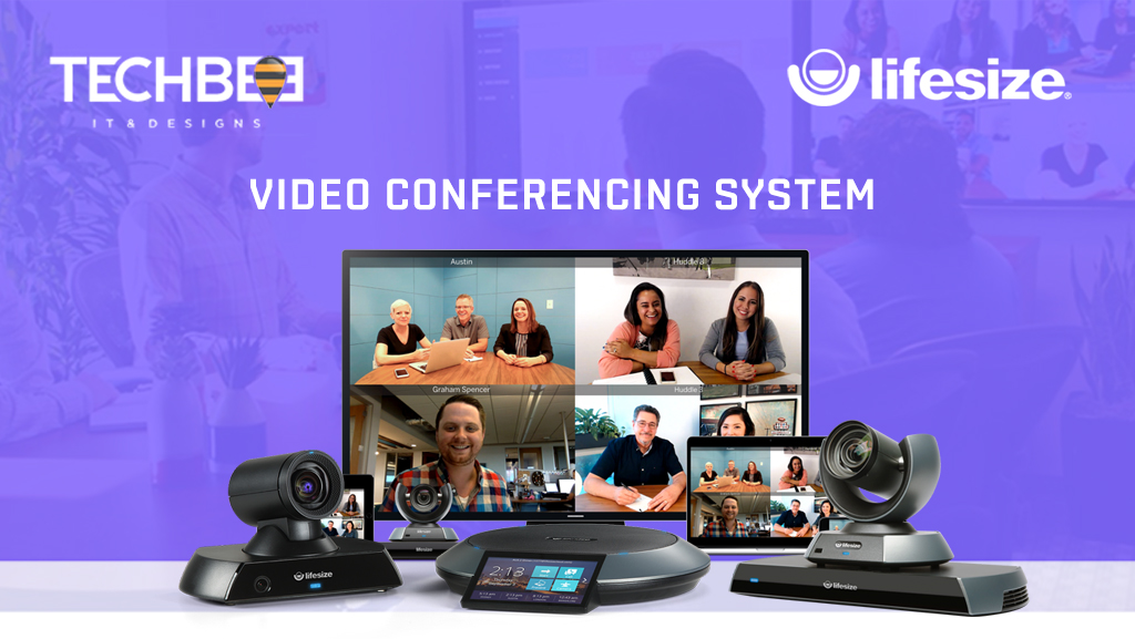 Lifesize Video Conferencing System in Dubai
