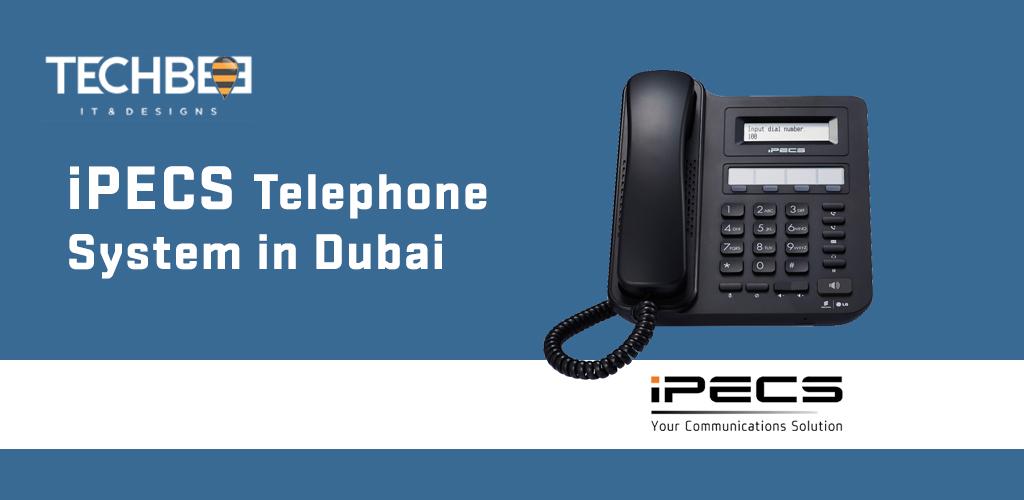 IPECS Telephone System in Dubai